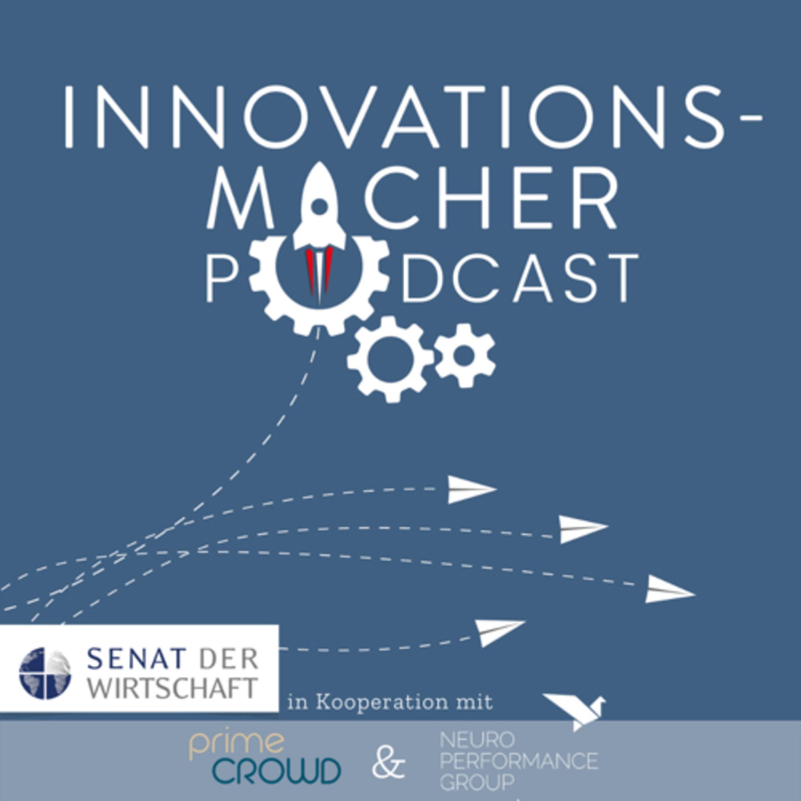 DIM009 – Erfolgreiche Innovation in einfachen Schritten – Gerald Krug-Straßhofer, Geschäftsführer der NeuroPerformanceGroup