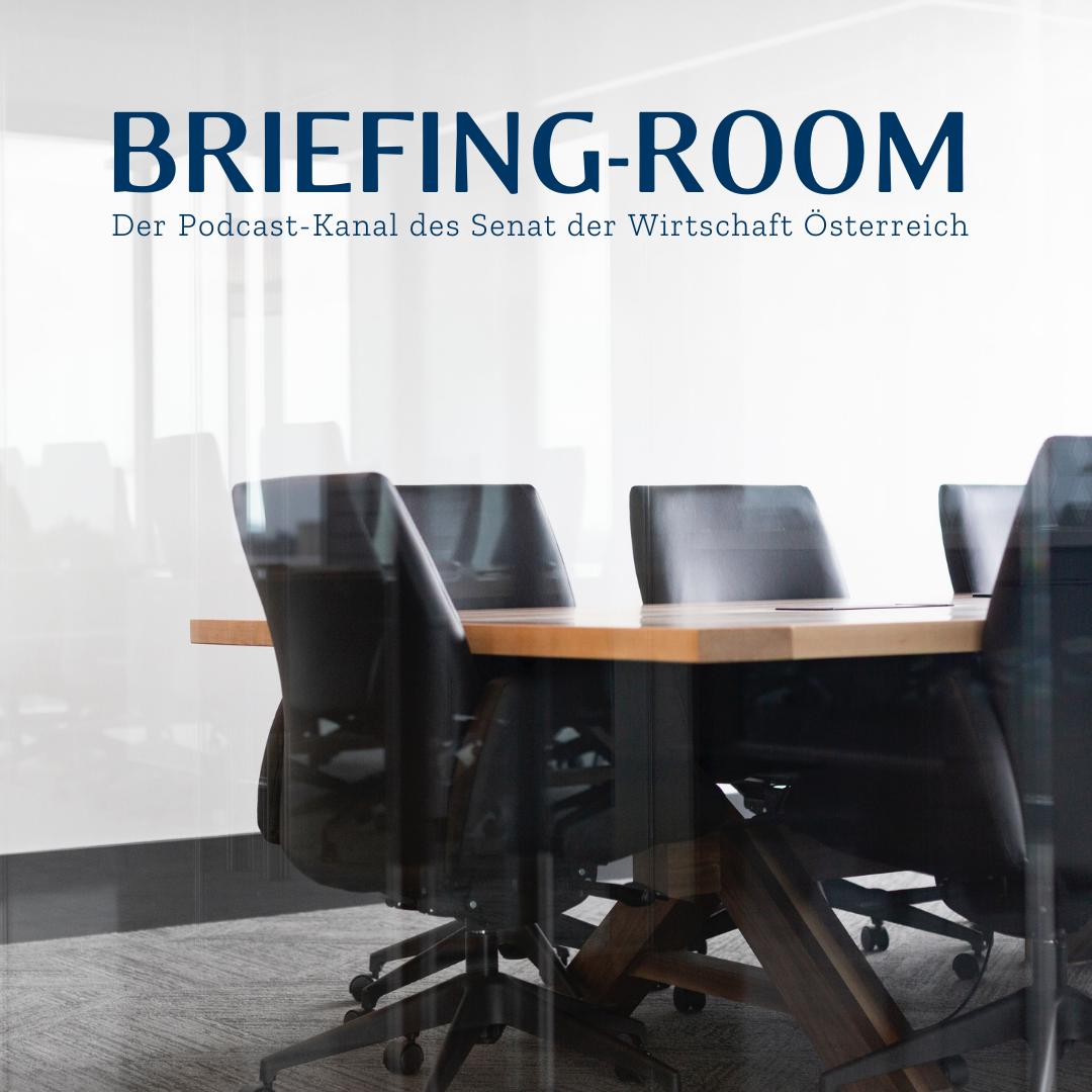 Senats Briefing Room