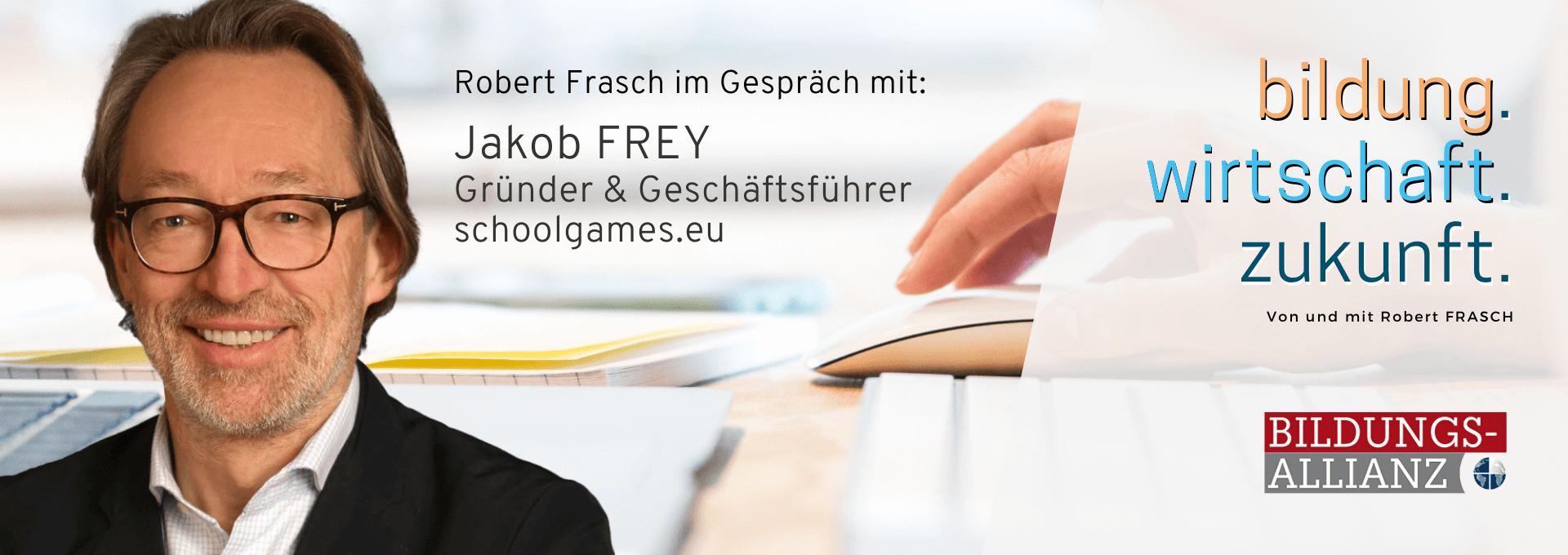 BWZ004 – Interview mit Jakob Frey über die Schnittstelle Schule und Wirtschaft